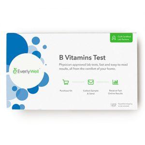 b vitamins test