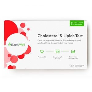 cholesterol and lipid test