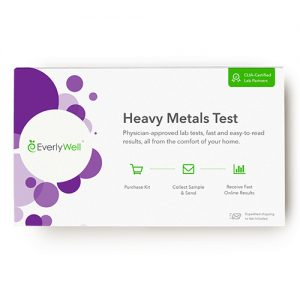 heavy metals test