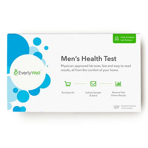 mens health test