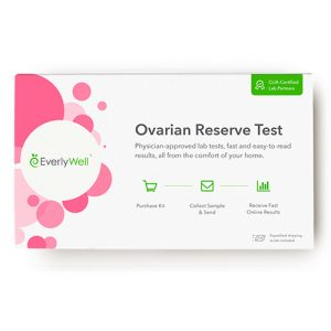 ovarian reserve test