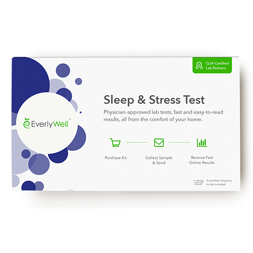 sleep and stress test
