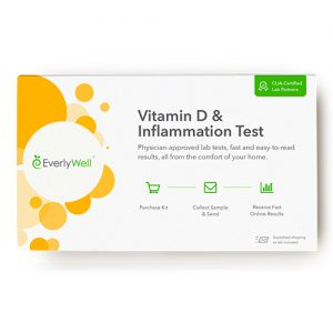 vitamin d and inflamation test