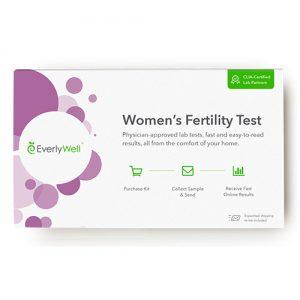 womens fertility test